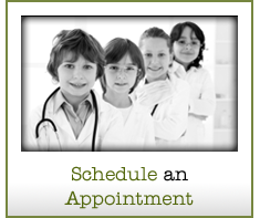 Schedule an Appointment with Your Dallas Pediatrician